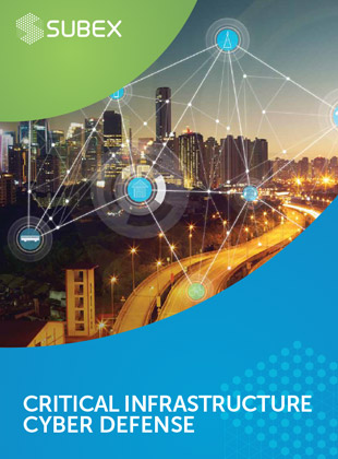 Critical infrastructure cyber defense