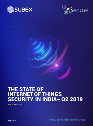 Internet Of Things Security In India - Q2 2019