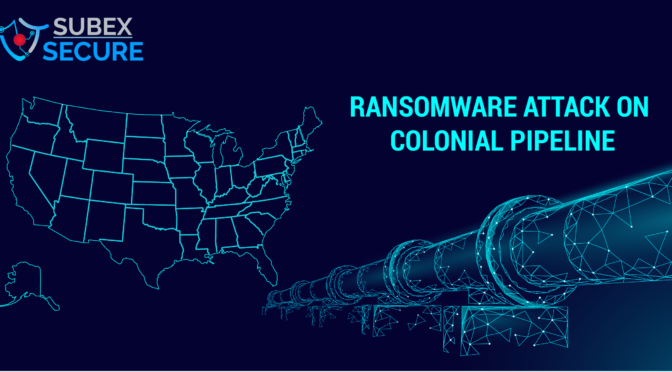 Colonial pipeline cyberattack: how to prevent such episodes?