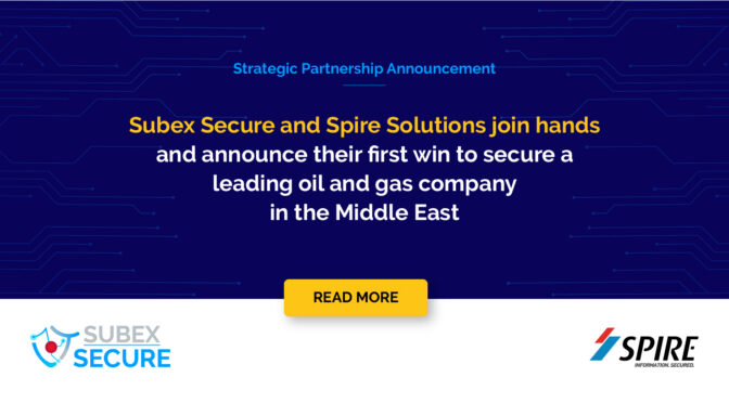Subex Secure and Spire Solutions announce strategic partnership